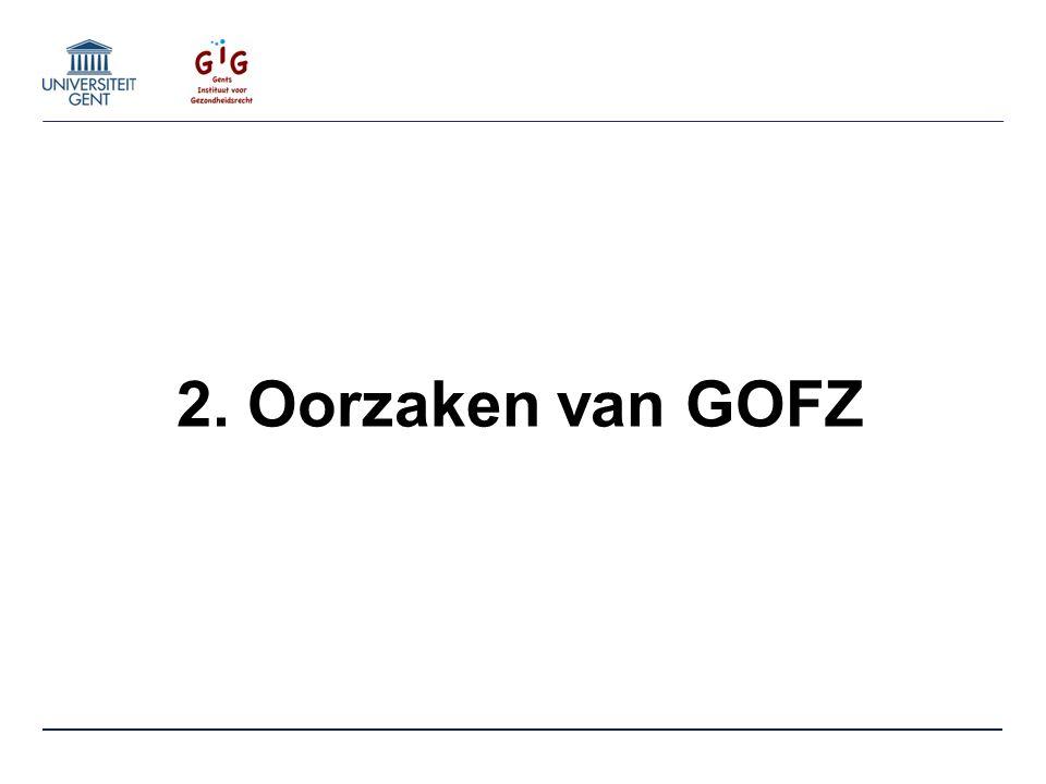 2. Oorzaken van GOFZ