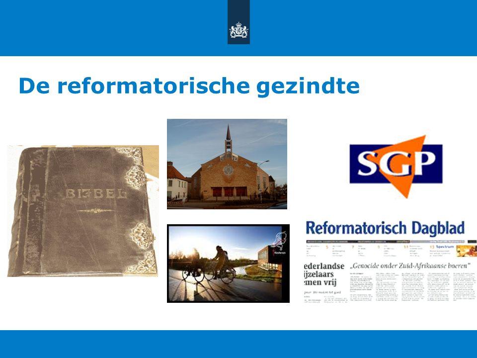 De reformatorische gezindte
