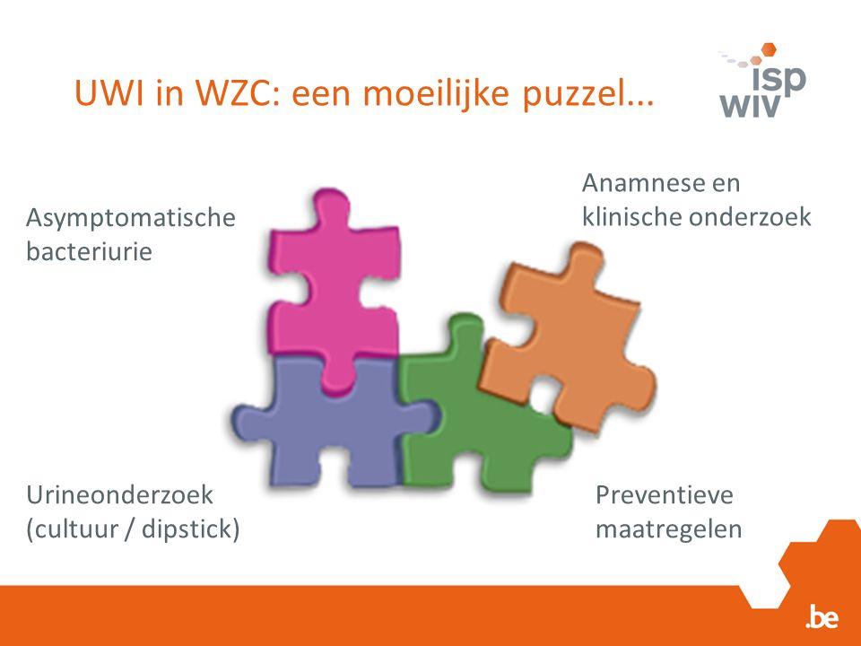 UWI in WZC: een moeilijke puzzel...