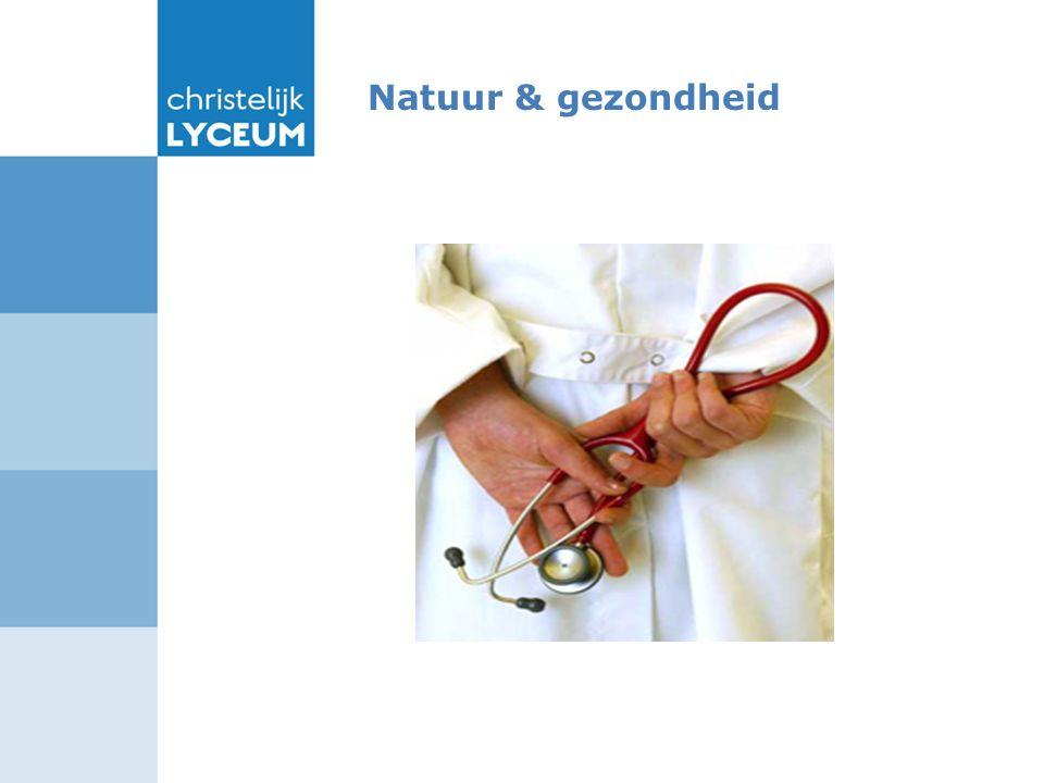 Natuur & gezondheid