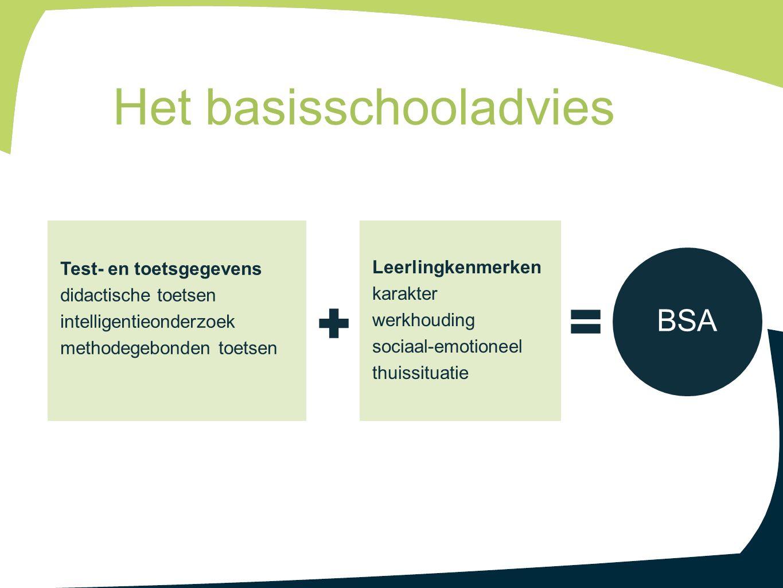 Overstap VSO-leerlingen (cluster 1 en 2) verloopt buiten BOVO procedure om.