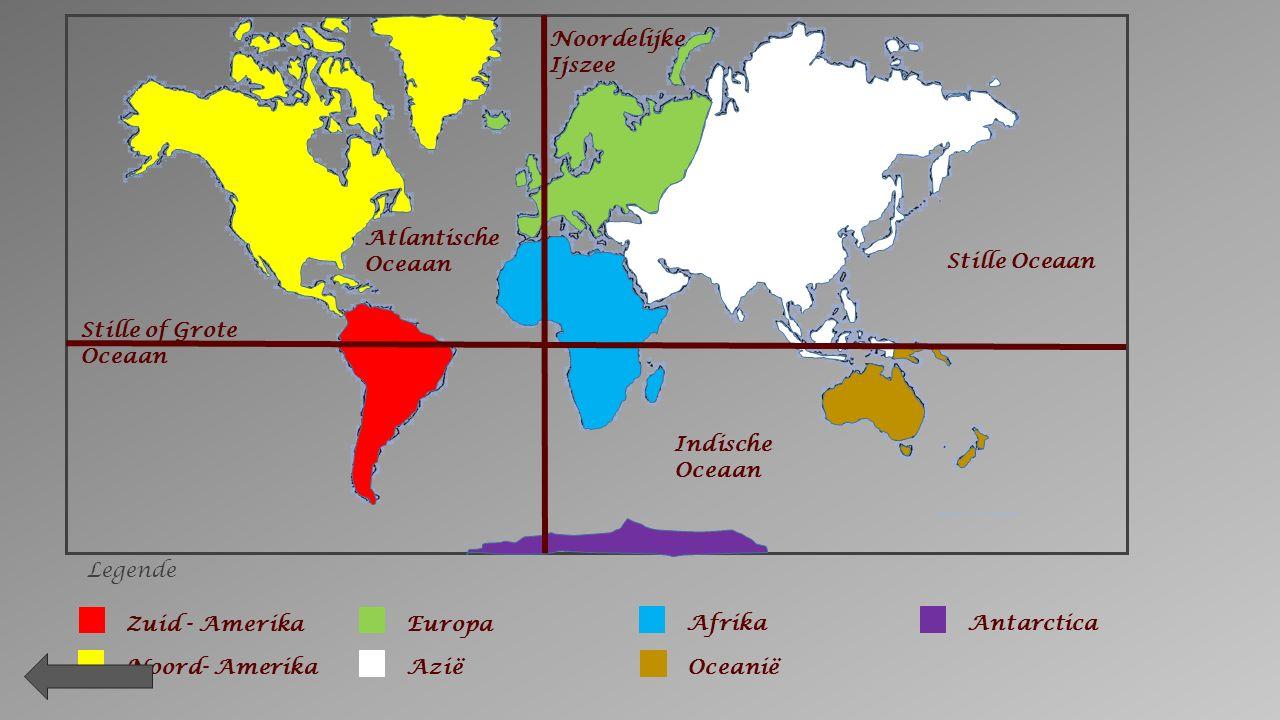 2.Op stap met een wereldreiziger. Volg zijn route met behulp van een kaart of atlas.