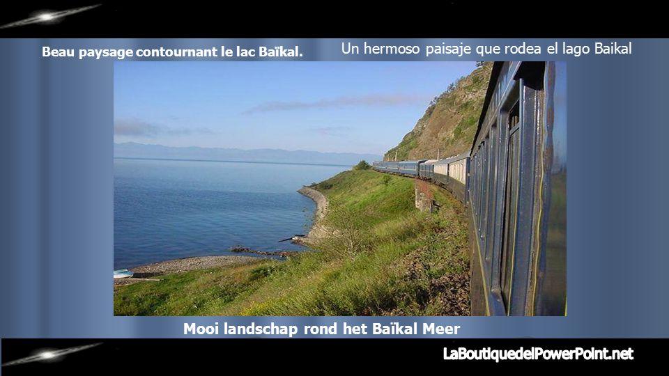 Transsiberien Express Plus de 100 ans d histoire.