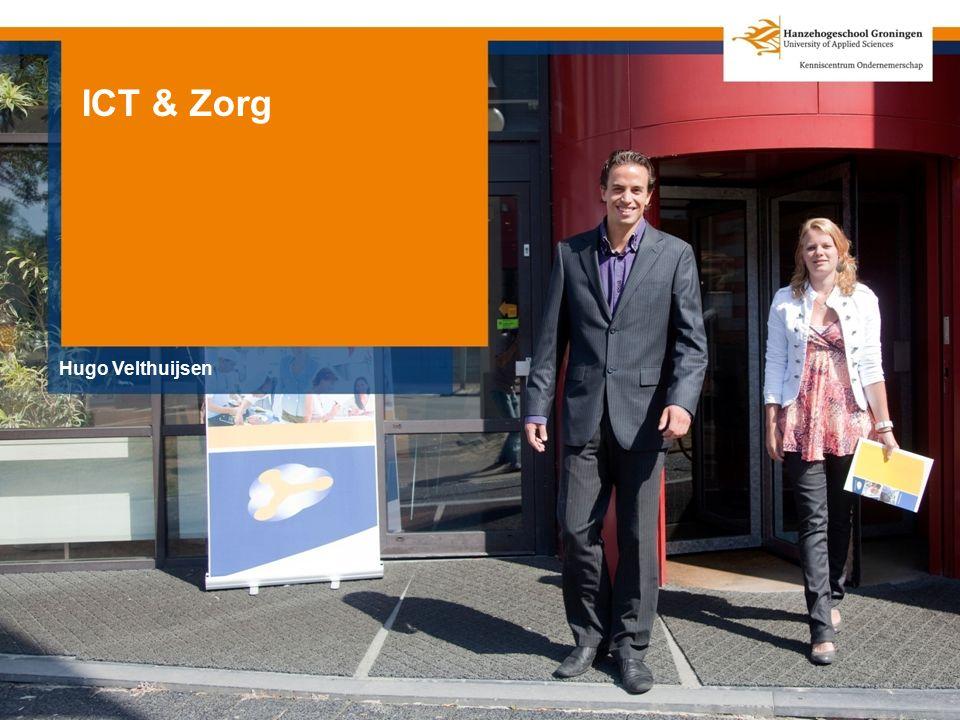 ICT & Zorg Hugo Velthuijsen