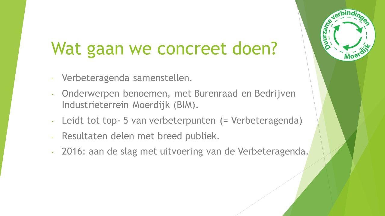 www.dvmoerdijk.nl email: klankbordgroep@dvmoerdijk.nl