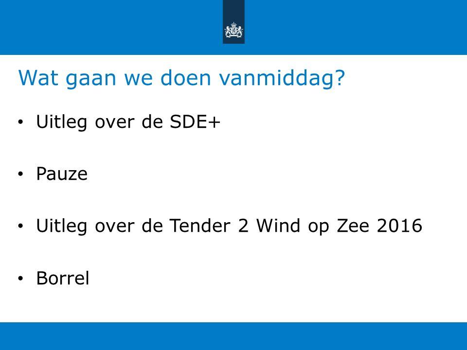 Advies van ECN Onderscheid tussen profiel- en onbalanskosten tussen wind op zee en overige wind categorieën.