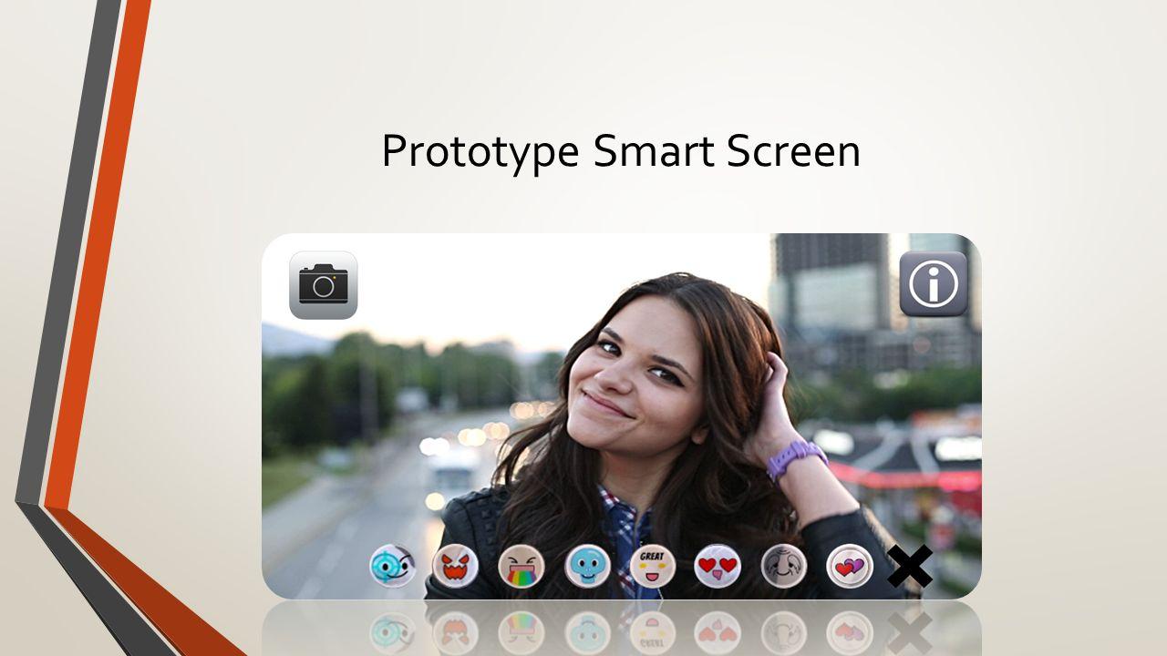 Prototype Smart Screen