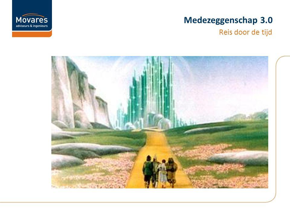 Sociaal innovatieve reis Drie Mijlpalen ●2008: Breukelen ●2011: Ontwikkelconvenant ●2015: MZ 3.0 Historie