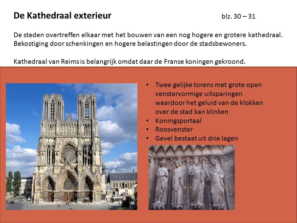 De Kathedraal exterieur blz.