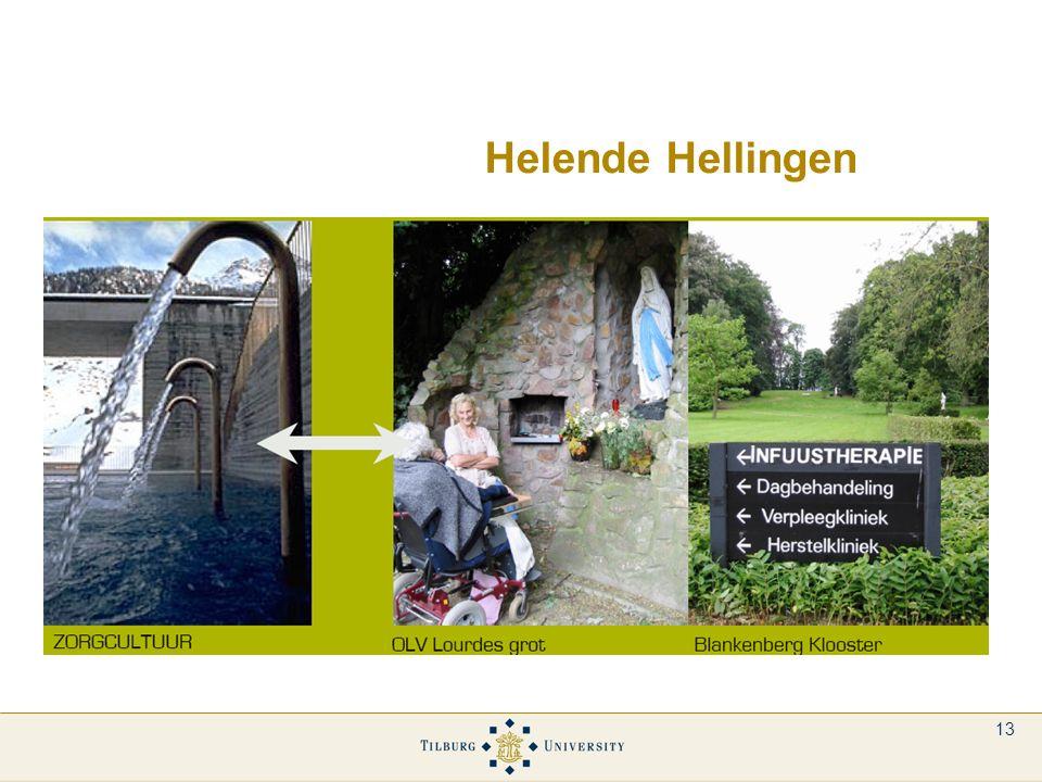13 Helende Hellingen