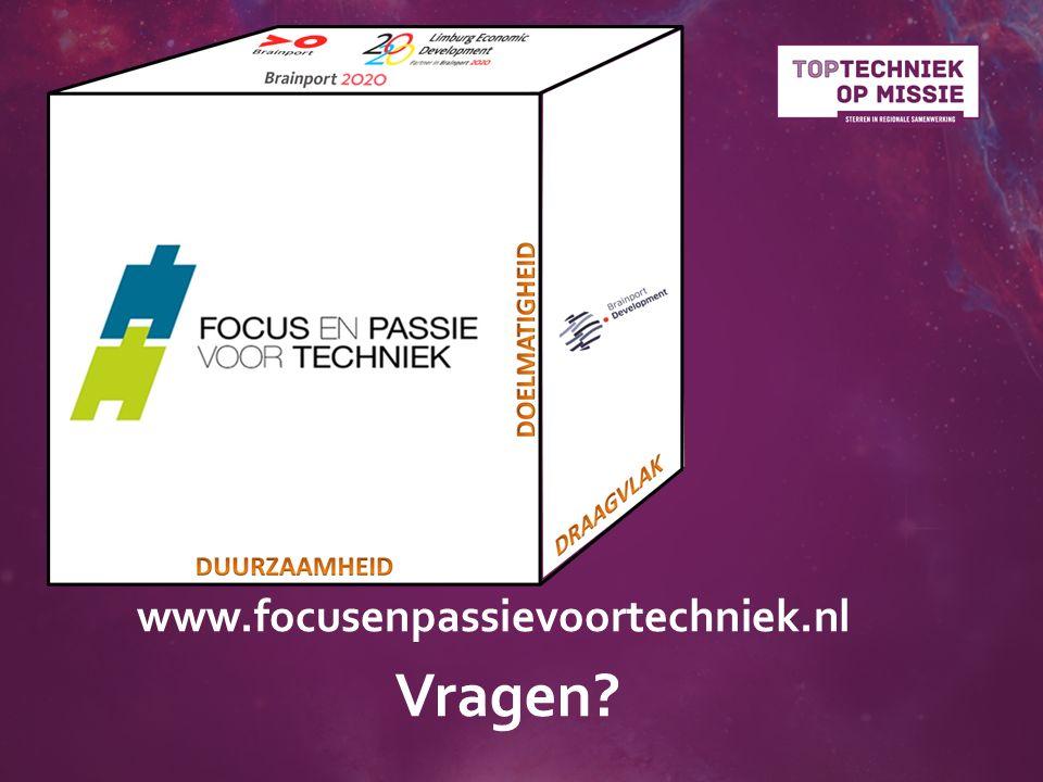 www.focusenpassievoortechniek.nl Vragen?