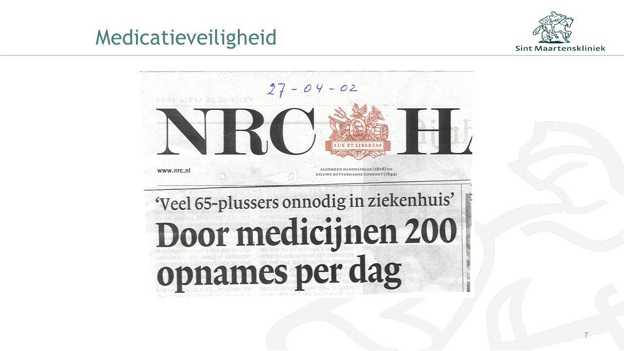 Medicatieveiligheid 7