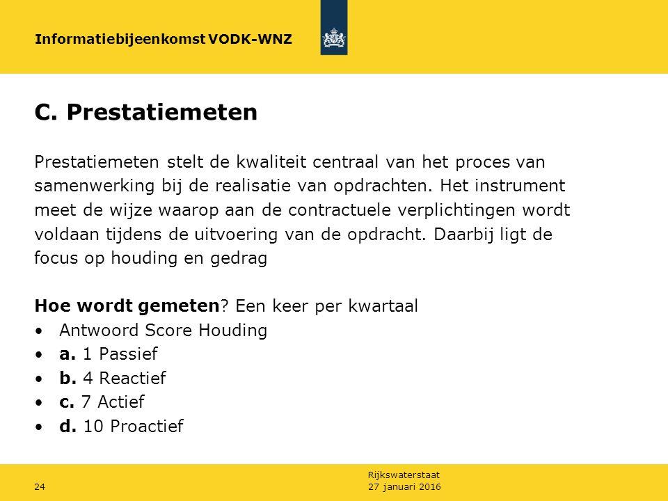 Rijkswaterstaat C.