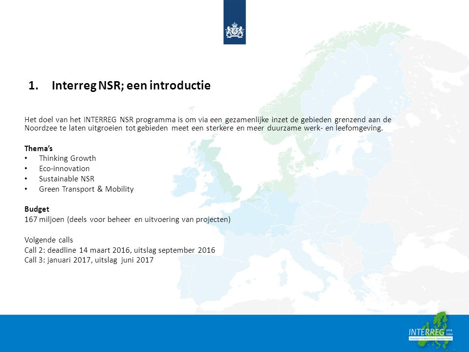 Overzicht Europese fondsen en subsidieregelingen 3