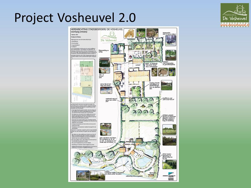 Project Vosheuvel 2.0