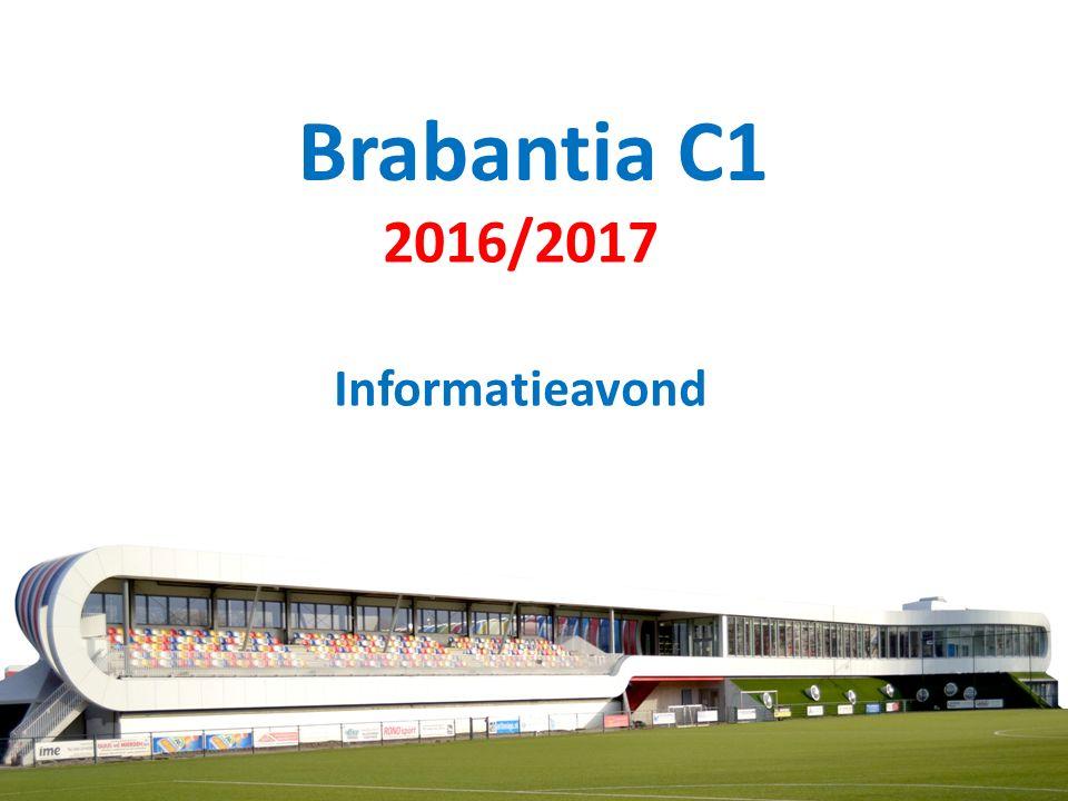 Brabantia C1 2016/2017 Informatieavond