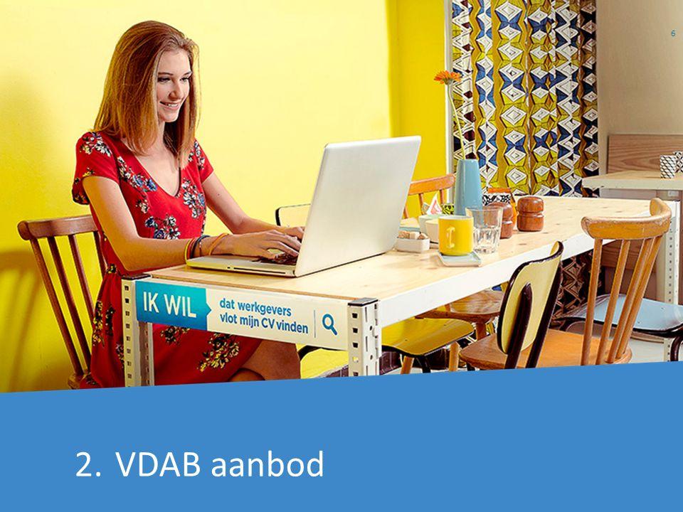 2.VDAB aanbod 6