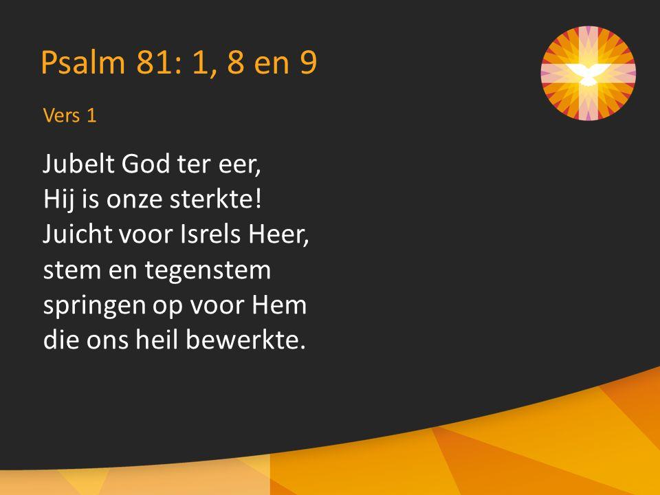 Gods heil, Gods glorie staat licht als de dageraad reeds voor het oog te gloren van wie Hem toebehoren.