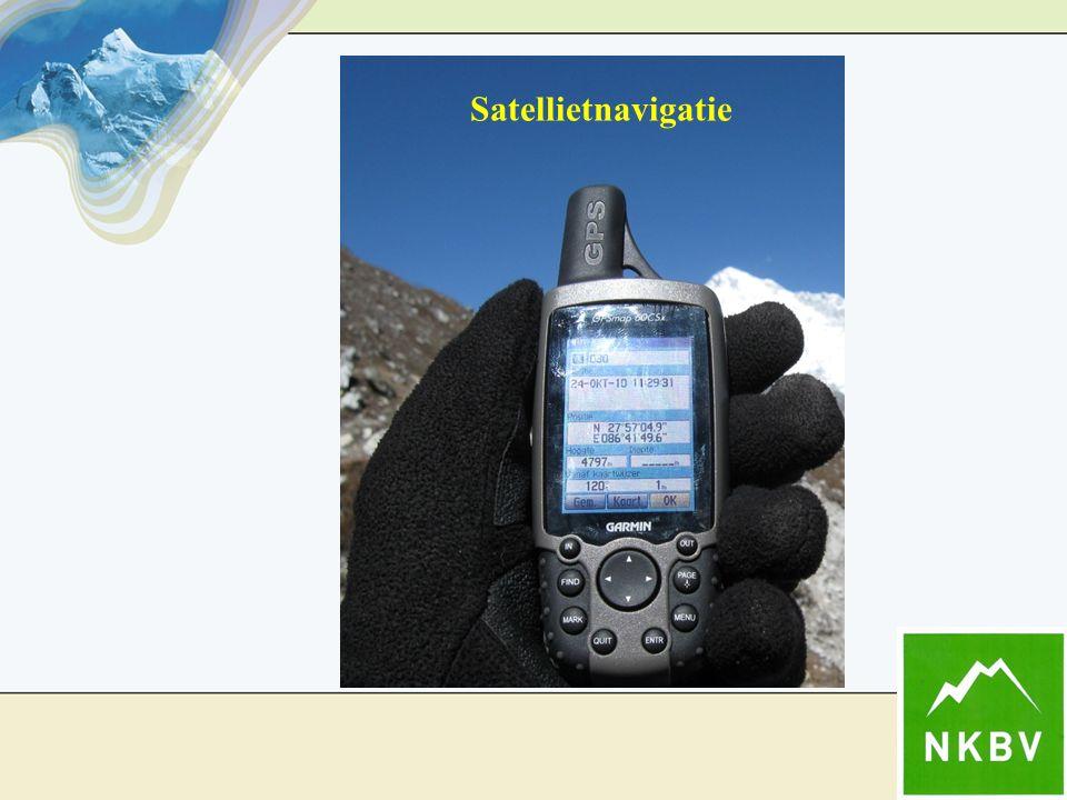 Satellietnavigatie