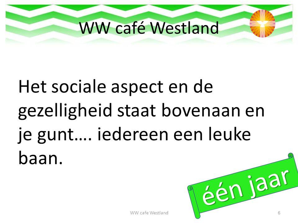 Heleen Keuze uit 3 banen 1 maand 32 uur 2 maanden 24 uur (via maandag) 3 maanden 2x4 uur WW cafe Westland47
