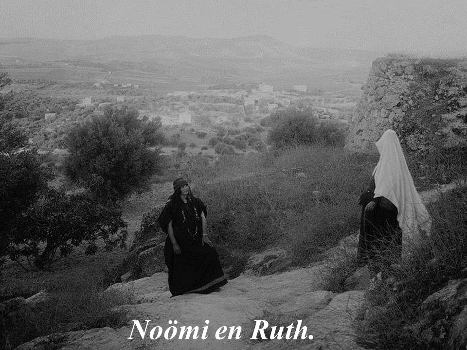Noömi en Ruth.