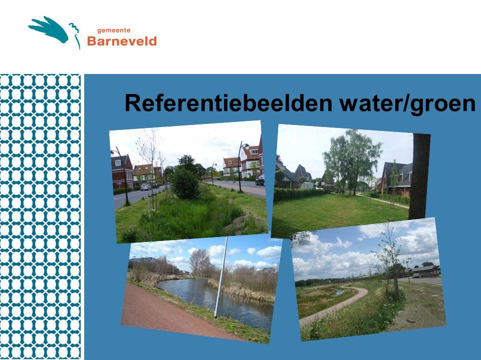 Referentiebeelden water/groen