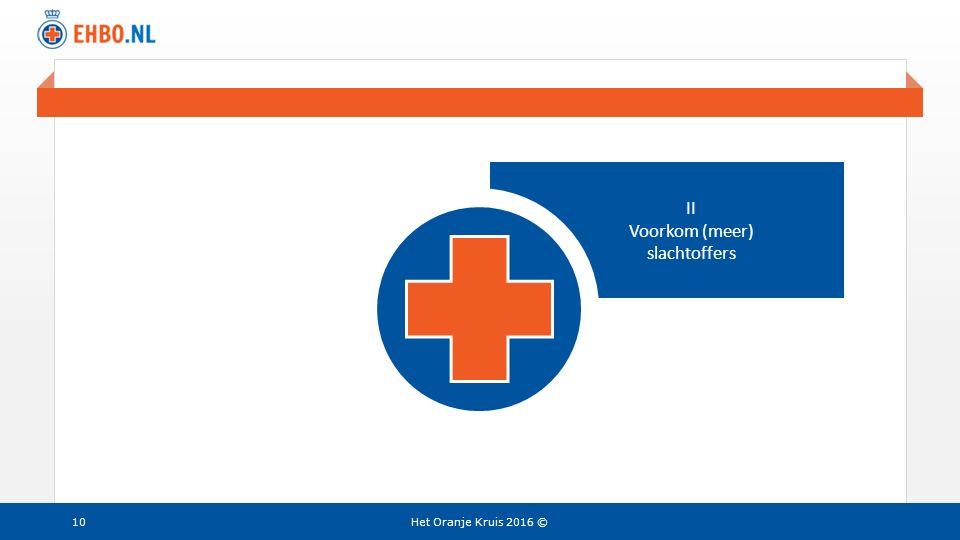 Beeld en tekst gelijk II Voorkom (meer) slachtoffers Het Oranje Kruis 2016 ©10