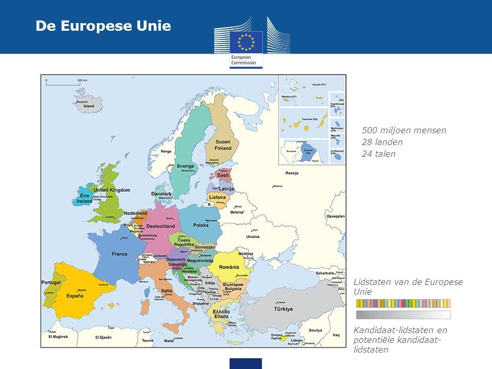 Meertaligheid in de EU en de wereld