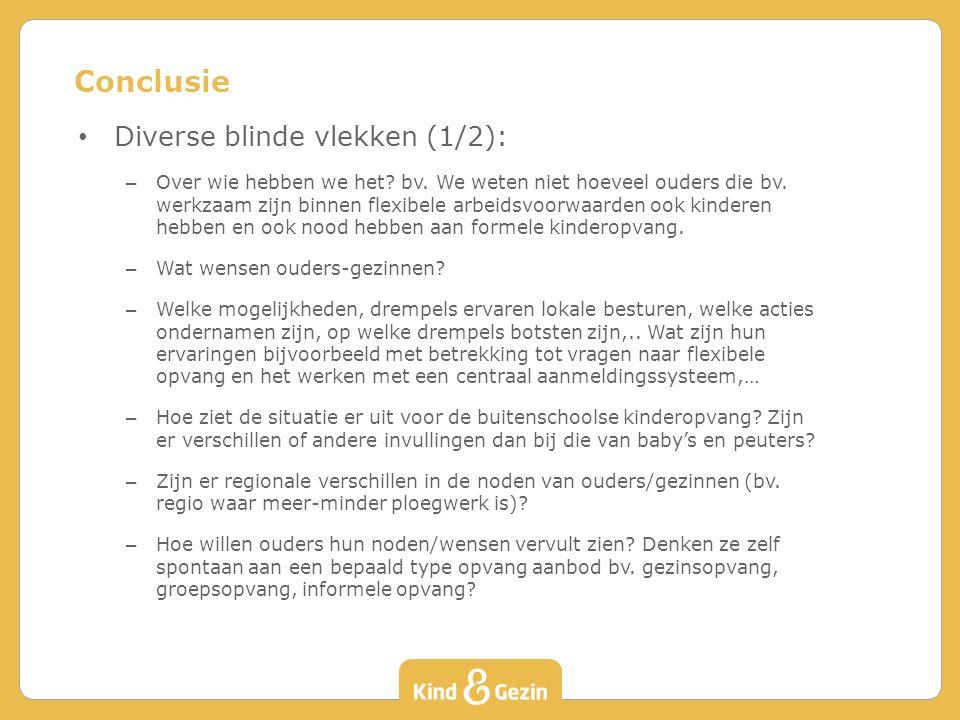 Diverse blinde vlekken (1/2): – Over wie hebben we het.