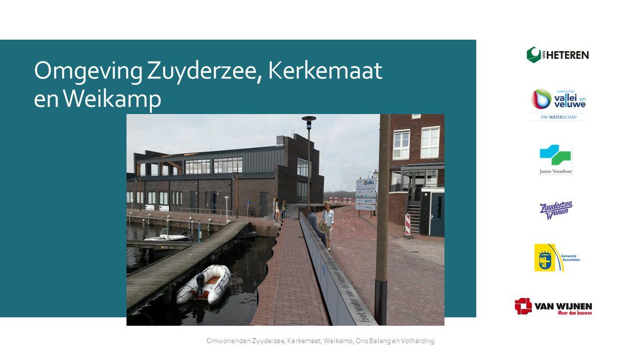 Omgeving Zuyderzee, Kerkemaat en Weikamp Omwonenden Zuyderzee, Kerkemaat, Weikamp, Ons Belang en Volharding