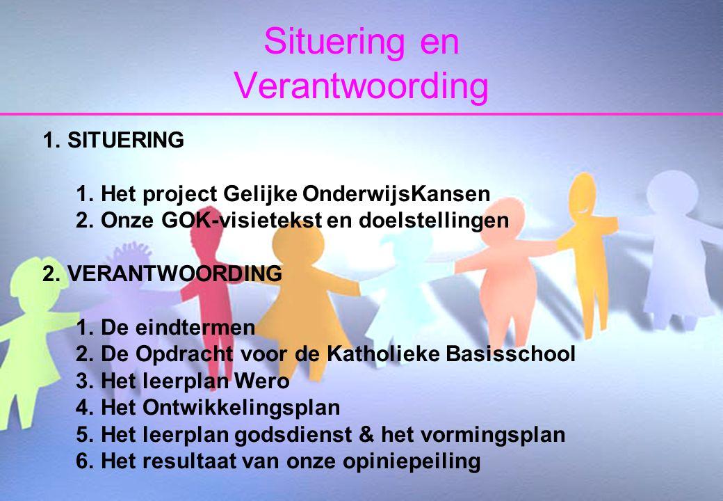 25 oktober 2006Taborschool Sint-Maria-Aalter en Aalter-Brug 16 Verantwoording : leerplan en werkplan rk godsdienst
