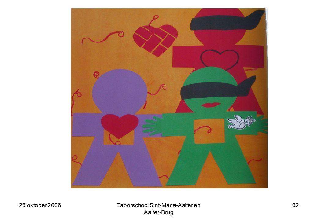 25 oktober 2006Taborschool Sint-Maria-Aalter en Aalter-Brug 61 Hou Vast stond een eindje verder met zijn handen in zijn zakken.
