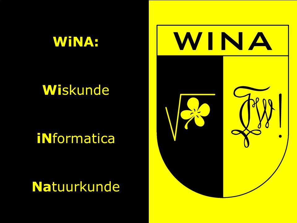 WiNA: Wiskunde iNformatica Natuurkunde