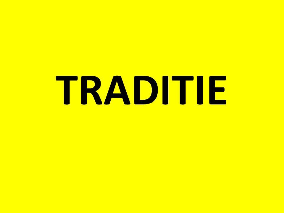 TRADITIE
