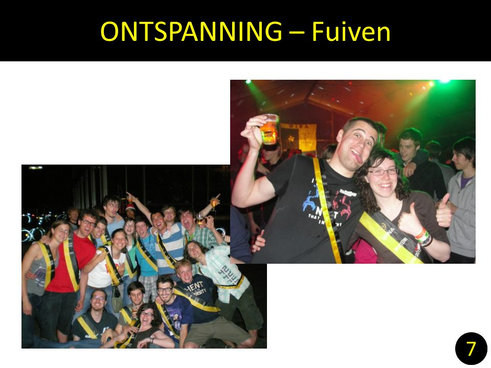 ONTSPANNING – Fuiven 7 7