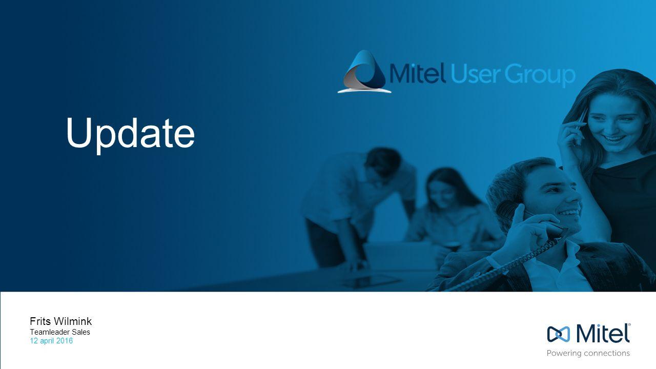 | ©2015 Mitel. Proprietary and Confidential. MiVoice-integratie - Google