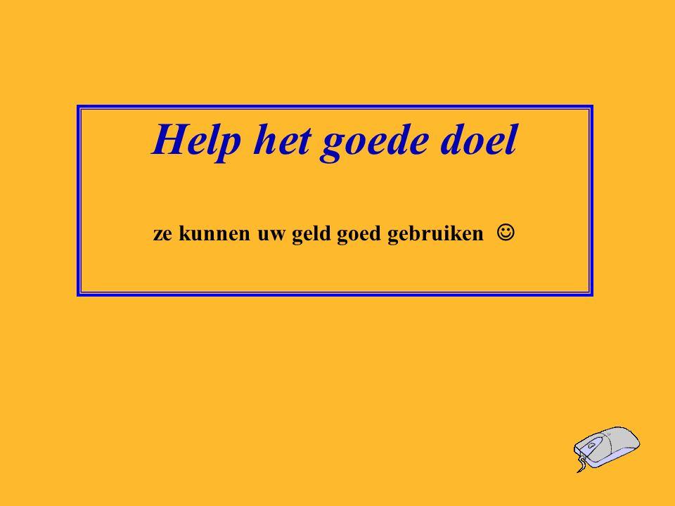het goede doel van Plan Nederland: Tjipke Bergsma Salaris: 136.000,00 euro 5.486.226,00 BF = 457.185,50 BF per maand