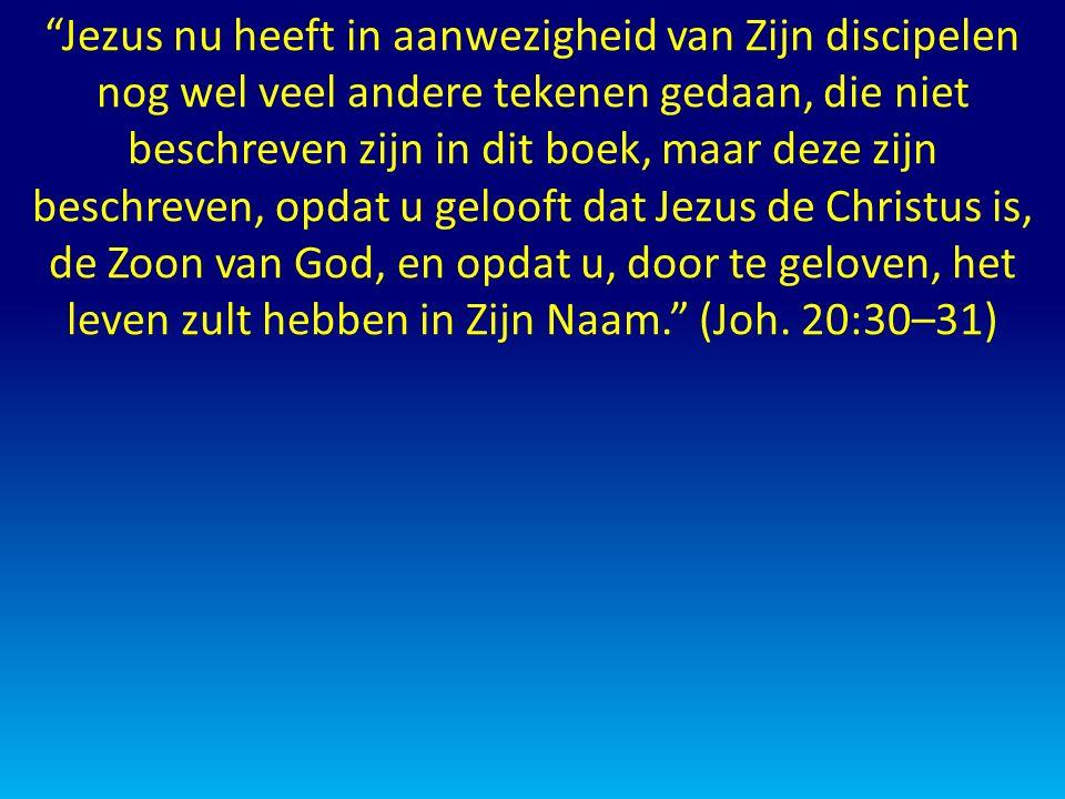 Concilie van Nicea (325) Ik geloof in één God, de almachtige Vader, Schepper van de hemel en de aarde, van alle zichtbare en onzichtbare dingen.