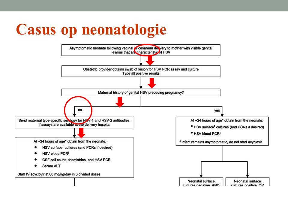 Casus op neonatologie