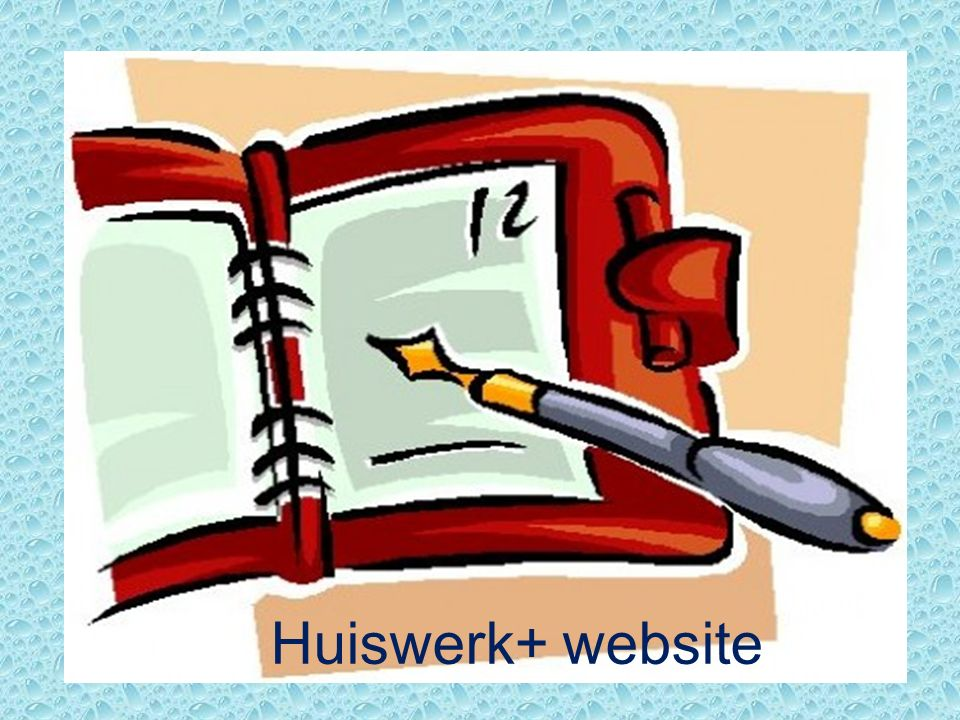 Huiswerk+ website
