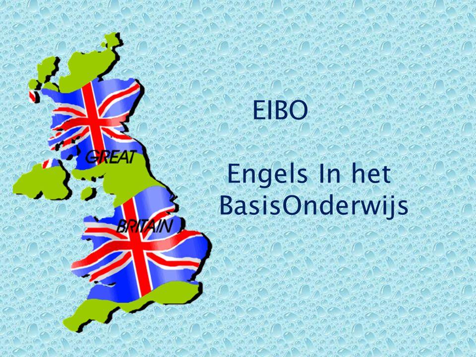EIBO Engels In het BasisOnderwijs