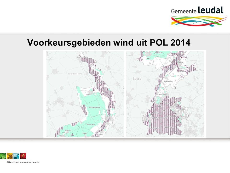 Voorkeursgebieden wind uit POL 2014