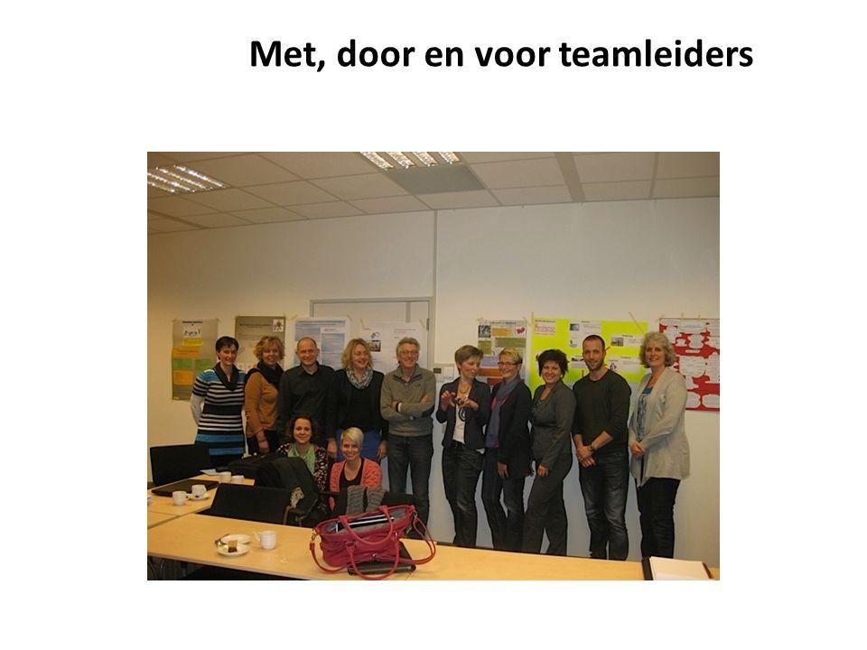 Met, door en voor teamleiders 14 februari 2013Congres WeWorks - Jac Christis12