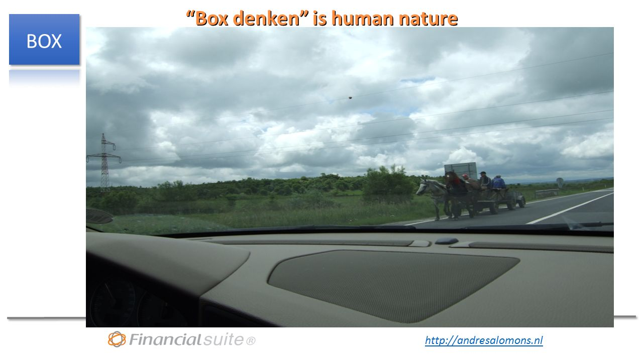 http://andresalomons.nl Box denken is human nature