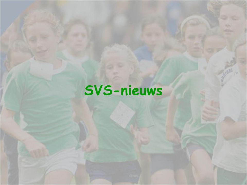 SVS-nieuws