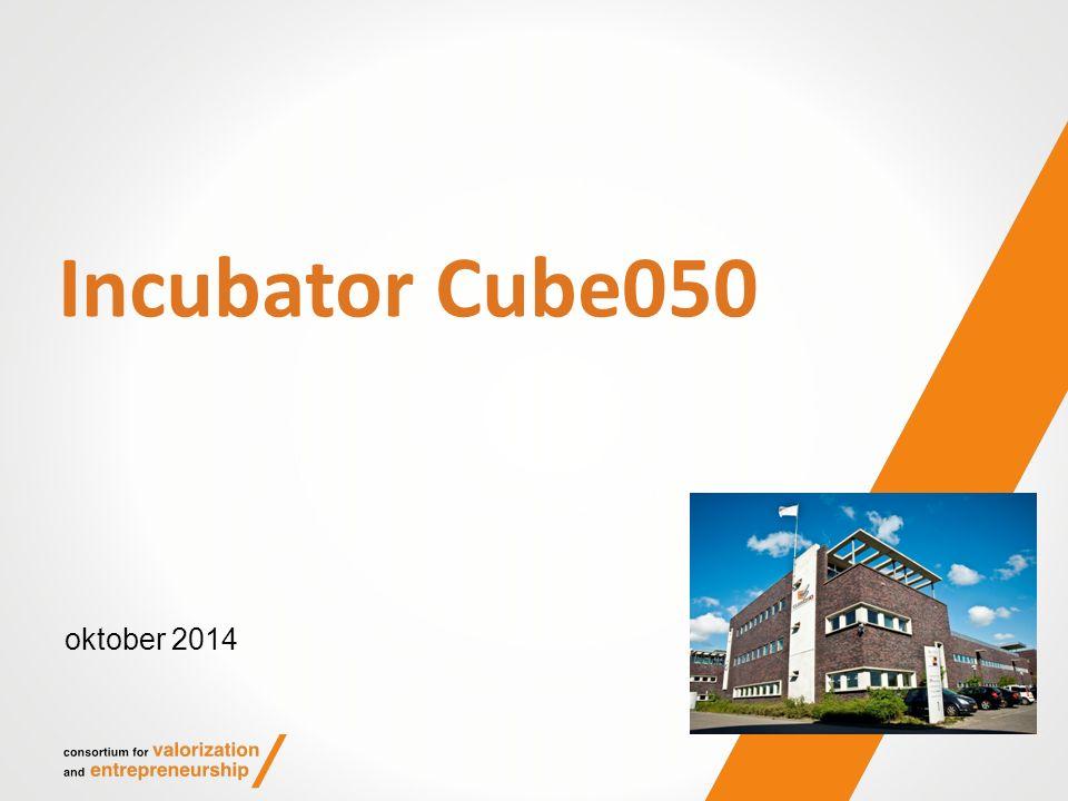 Incubator Cube050 oktober 2014