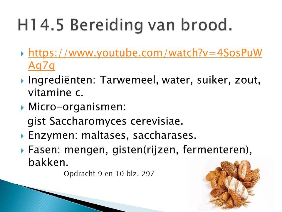  https://www.youtube.com/watch v=4SosPuW Ag7g https://www.youtube.com/watch v=4SosPuW Ag7g  Ingrediënten: Tarwemeel, water, suiker, zout, vitamine c.
