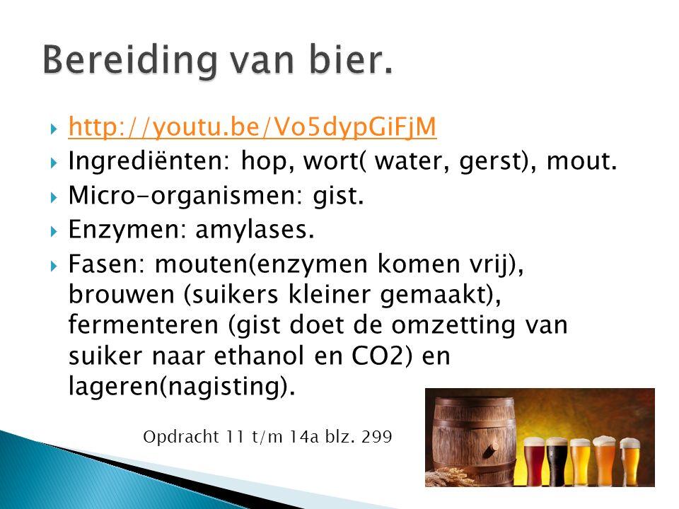  http://youtu.be/Vo5dypGiFjM http://youtu.be/Vo5dypGiFjM  Ingrediënten: hop, wort( water, gerst), mout.