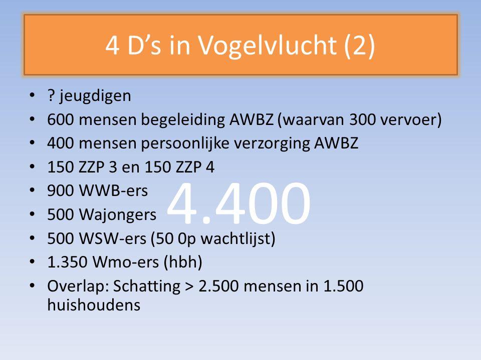 4 D's in Vogelvlucht (2) .