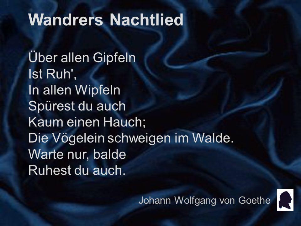 ' Konkrete Poesie ' Het volgende gedicht heet Markierung einer Wende.